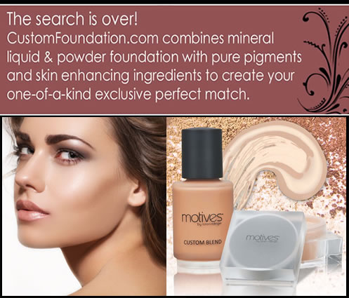 Liquid & Powder Foundation