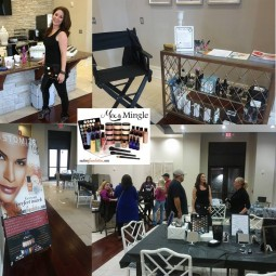 Custom Foundation Mix and Mingle Event Sept 23rd