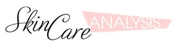 skin care analysis logo