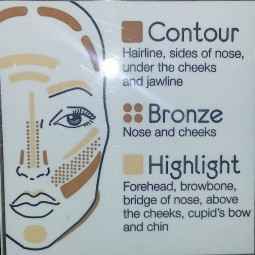 Contouring With The Motives 3-in-1 Kit