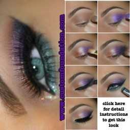 Create the look for this fantastic eye!