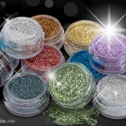 Glitter Pots for lips, eyes or anywhere on your body