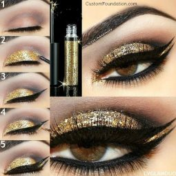 Glitter Eyeliner for that sparkle you crave!